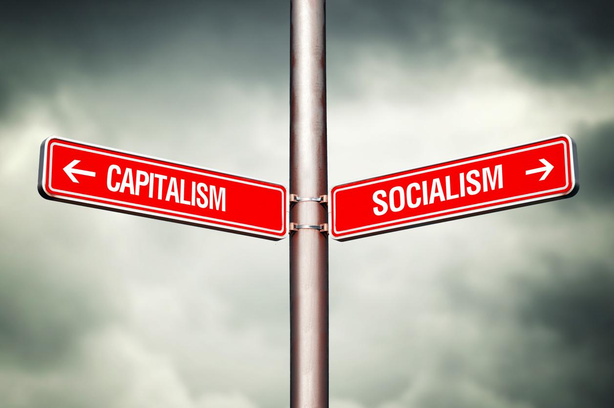 Freiheit vs. Sozialismus: Geht Österreich den Weg der USA – und Deutschland den von Venezuela?