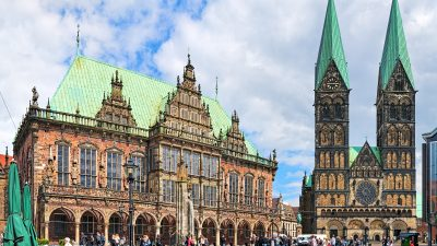 Rot-Grün-Rot in Bremen: Ressortverteilung läuft, Koalitionsvertrag wird am Montag vorgestellt