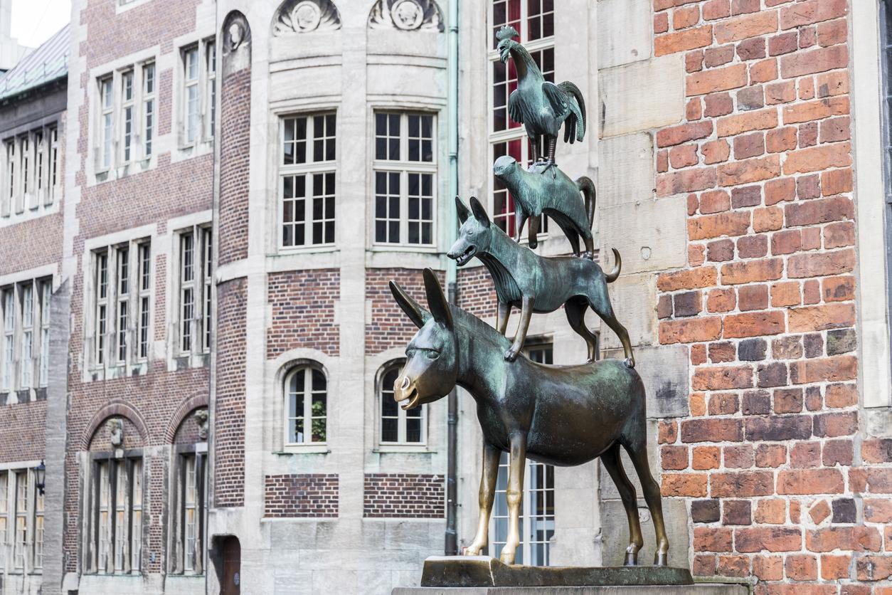 Sonntagsmärchen: Die Bremer Stadtmusikanten