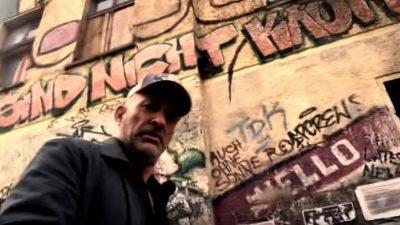 Berlin: Statement von Video-Blogger Oliver Flesch nach Vermummten-Angriff in Rigaer Straße