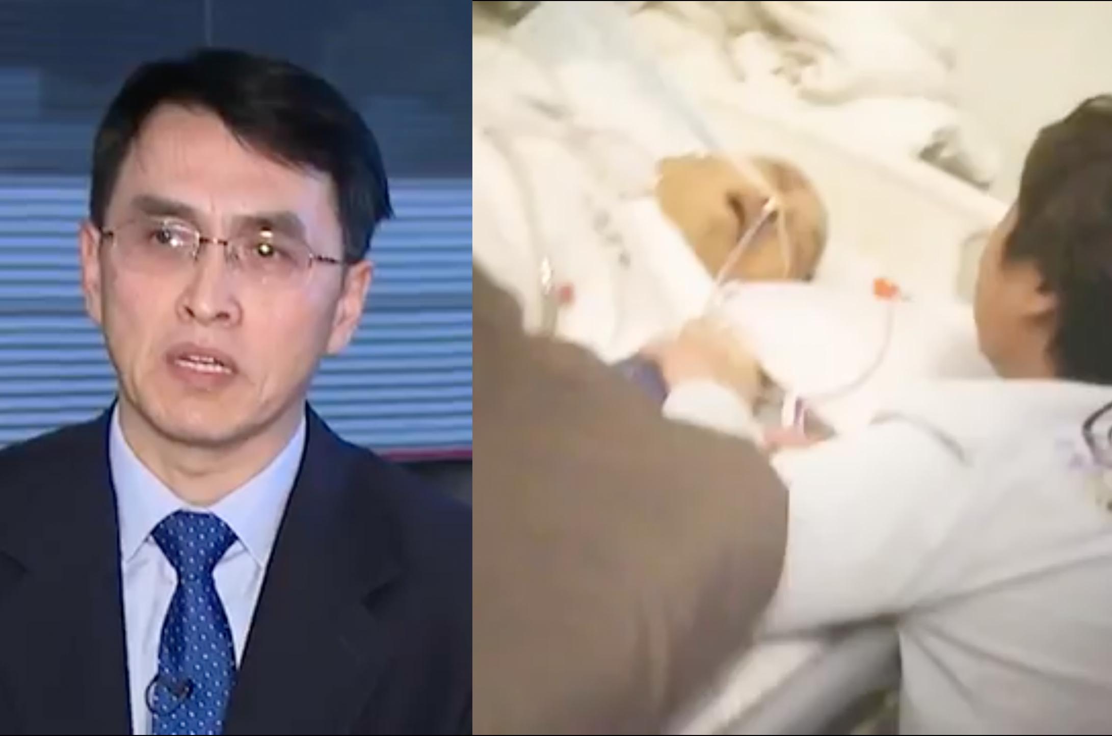 Undercover-Video offenbart unmenschliche Verfolgung von Falun Gong-Praktizierenden in China