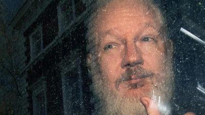 London: Wikileaks-Gründer Assange zu 50 Wochen Gefängnis verurteilt