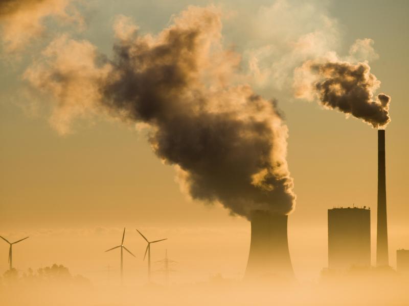 """""""Null Emission"""" kann die Erwärmung der Erde nicht stoppen"""