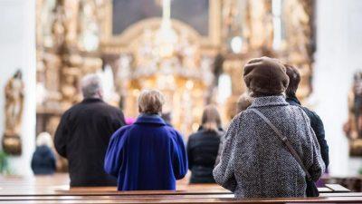 Polizei löst Gottesdienst in Essen wegen Corona-Verstößen auf