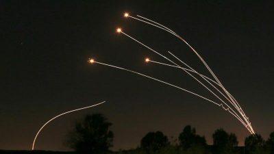Bundesregierung verurteilt Raketenangriffe auf Israel aus dem Gazastreifen scharf