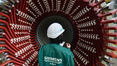 Siemens zahlt bis zu 1.000 Euro Corona-Bonus weltweit an Mitarbeiter