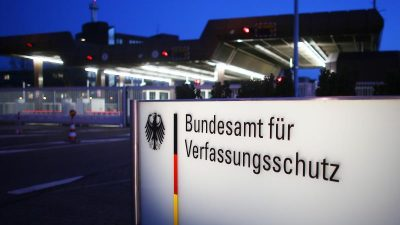 Übersicht: Zahl extremistischer Gefährder in Deutschland