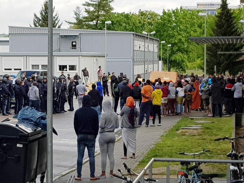 Ein Toter nach Messerangriff in Flüchtlings- und Obdachlosenheim in Greven