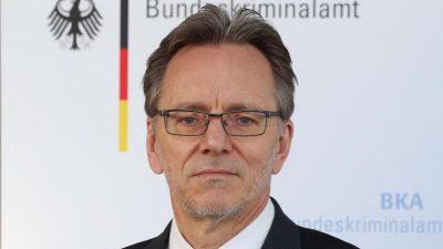 BKA: 43 Prozent aller Tatverdächtigen bei Tötungsdelikten ohne deutschen Pass