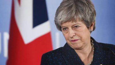 May wendet Revolte ab – Boris Johnson will Parteichef werden