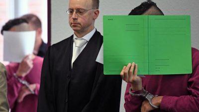 Todesfall Markus B. in Köthen: Familie von Urteil enttäuscht – Jugendstrafen für junge Afghanen