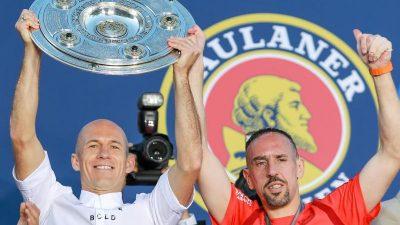 Bayerns Meister um Robbéry – 1:0 für «ausgelaugten» Kovac