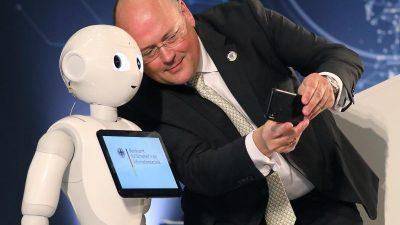 """Er hat mich angestiftet"": Roboter fördern risikofreudiges Verhalten"