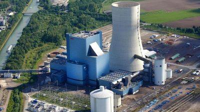 Kohlekraftwerk Datteln IV geht in Betrieb