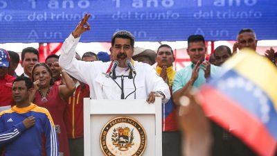 """Lateinamerika-Konferenz in Berlin ohne Venezuela – Maduro will Beziehungen zu Deutschland """"normalisieren"""""""