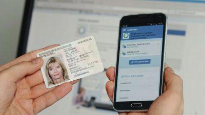 10. Februar: Innenminister will Gesetzentwurf zur Ausweis-App für Smartphones verabschieden