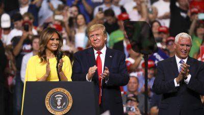 """""""Keep America Great"""": Trump startet Wahlkampf 2020 – Die Wahl zwischen Freiheit und Sozialismus"""