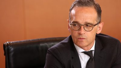 Maas bekräftigt Absage an US-Wunsch nach Beteiligung an Marinemission