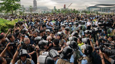 """Hongkong-Proteste – Experte hofft auf Ende der KP-China: """"Jetzt müssen die Chinesen Stellung beziehen"""""""