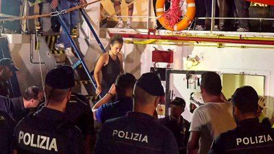"""Sea Watch: """"Klassisches Framing"""" in deutschen Medien – Rackete nicht wegen """"Lebensrettung"""" verhaftet"""