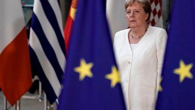 EU-Personalgipfel: Merkel erwartet schwierige Verhandlungen – will konstruktiv sein