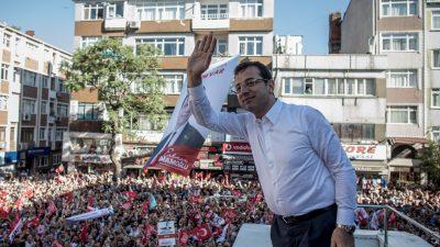 Bürgermeisterwahl Istanbul: İmamoğlu fordert Erdoğan zu Treffen auf – Verliert die AKP ihre langjährige Basis?