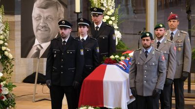 Seehofer: Verdächtiger Stephan E. im Mordfall Lübcke hat Tat gestanden – bezeichnet sich als Alleintäter