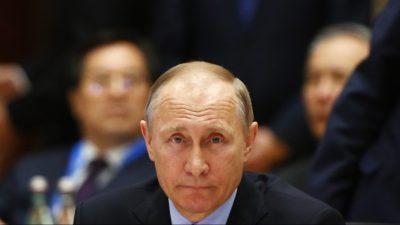 Verfassungsreform verschafft Putin eine Hintertür zum Verbleib in der Politik