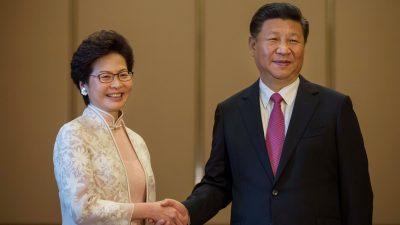 Läuten die Demonstrationen in Hongkong möglicherweise das Ende der Kommunistischen Partei Chinas ein?