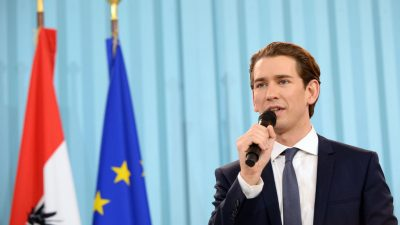 Österreich: Sonnenkönig 2.0 voraus? Kurz will auf den Spuren Kreiskys wandeln