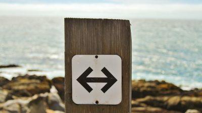 """Exklusiv-Abdruck: Die unsinnigen Uralt-Begriffe """"links"""" und """"rechts"""" müssen ersetzt werden"""