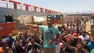 Nach Aufreger-Video: 75 illegale Migranten auf Tanker vor Zarzis müssen in ihre Heimat zurück