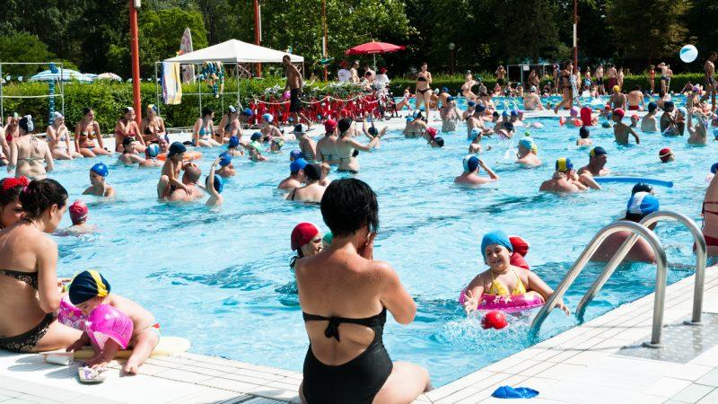 Wie hygienisch sind Schwimmbäder?