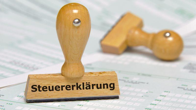 Abgabefrist für Steuererklärung 2019 soll bis August 2021 ...
