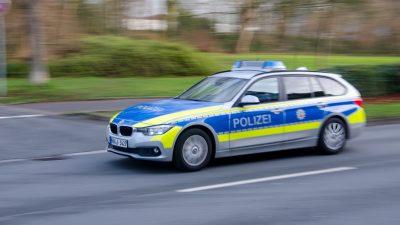 Bayern: Mann ersticht Kontrahenten nach Streit auf offener Straße