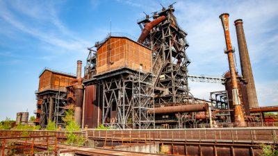 """""""Die Konjunktur rauscht in den Keller"""" – Deutschland aber sorgt sich um CO2-Bilanzen"""