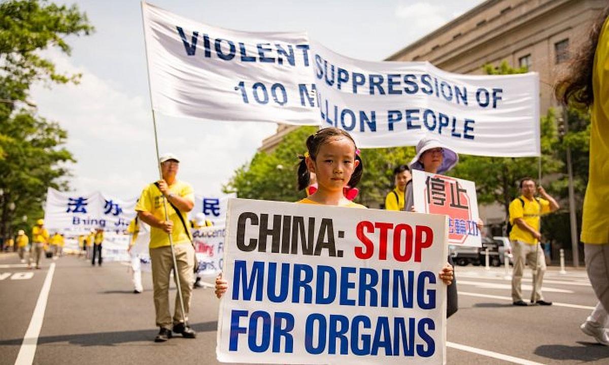 Großbritannien: Erstes Gesetz zur Bekämpfung von Chinas staatlich organisiertem Organraub