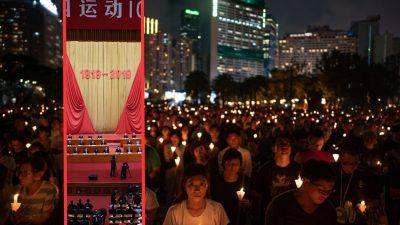 Mit roter Faust gegen die Freiheit: Pekings Angst vor der Erinnerung – 30 Jahre Massaker vom Tiananmen