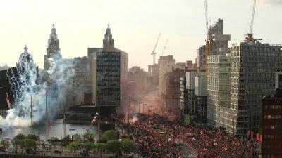 Graham Agg aus Liverpool warnt deutsche Fußball-Fans vor englischen Finanz-Verhältnissen
