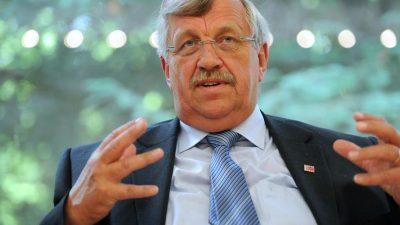 LKA ermittelt: Kasseler Regierungspräsident offenbar durch Kopfschuss getötet