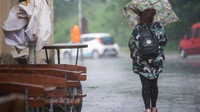 """Tief """"Ivan"""" macht das Pfingst-Wetter unbeständig"""