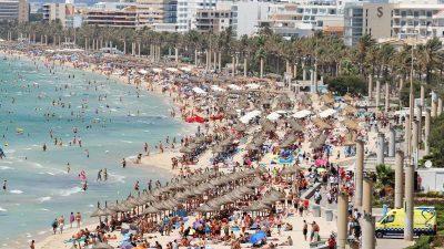 """Am """"Ballermann"""" auf Mallorca schrillen die Alarmglocken: Macht linke Inselregierung den Tourismus kaputt?"""