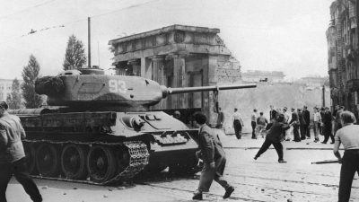 Erinnerung an DDR-Volksaufstand vom 17. Juni 1953