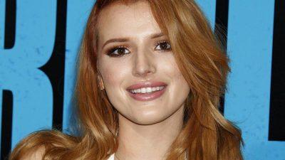 """""""Ich habe es satt"""": Bella Thorne kontert Erpresser und twittert Oben-ohne-Fotos"""