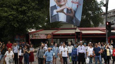 Wahl nach der Wahl: Der neuerliche Kampf ums Istanbuler Bürgermeisteramt