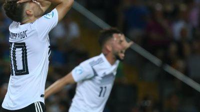 Bitteres 1:2 im EM-Finale für U21 – «Haben alles gegeben»