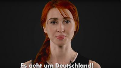 Es geht um unser Land, es geht um Deutschland