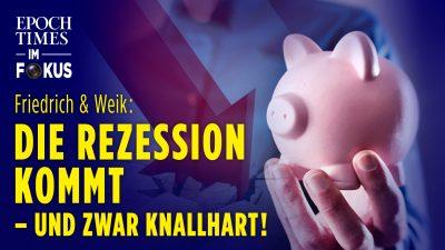 Friedrich und Weik: Massenentlassungen bei deutschen Unternehmen und wir jammern ums Klima! | ET im Fokus