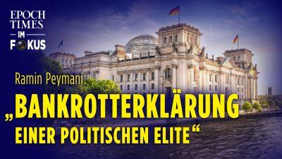 Die Festung Reichstag: Wie sich die Regierenden für die Folgen ihrer Politik rüsten | ET im Fokus