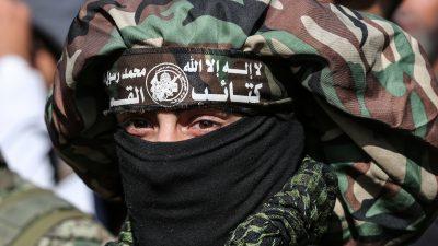 """Gründer-Sohn nennt Hamas """"rassistische Terrororganisation"""" und deckt Einfluss der Türkei auf"""